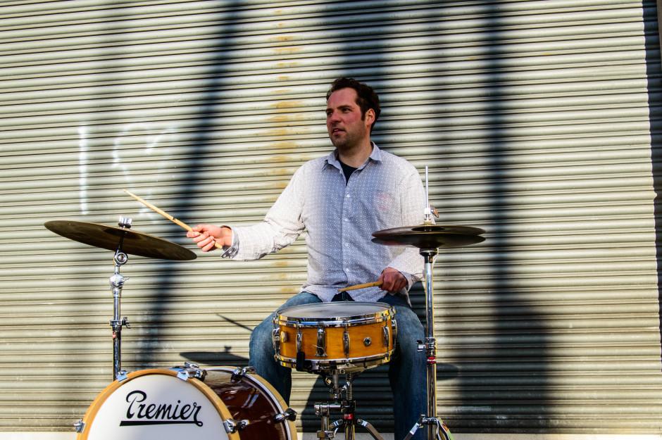 Schlagzeugunterricht Bremen - Alex Möckel