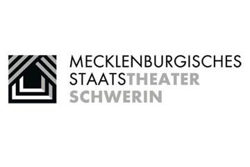 Logo mecklenburgisches staatstheater Schwerin